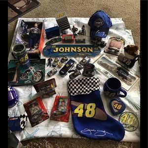 NASCAR Jimmy Johnson Collectibles